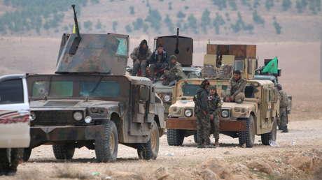 Las Fuerzas Democráticas Sirias / Imagen ilustrativa