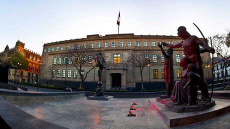 Suprema Corte de Justicia de la Nación, México.