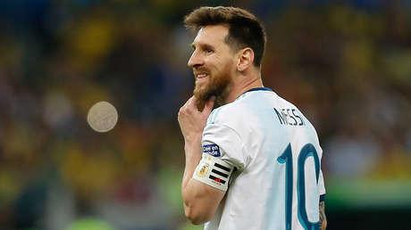 Lionel Messi durante un partido en la ciudad de Belo Horizonte (Brasil) por la Copa América, el 2 de julio del 2019.