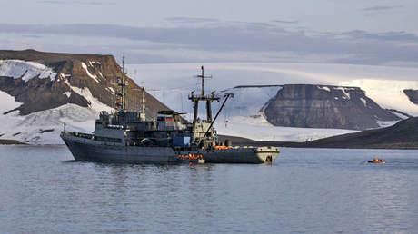 El derretimiento del Ártico revela cinco nuevas islas hasta ahora desconocidas