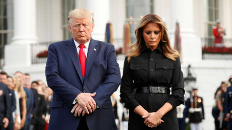 Trump piensa que Melania no lloraría por él si le dispararan en un tiroteo