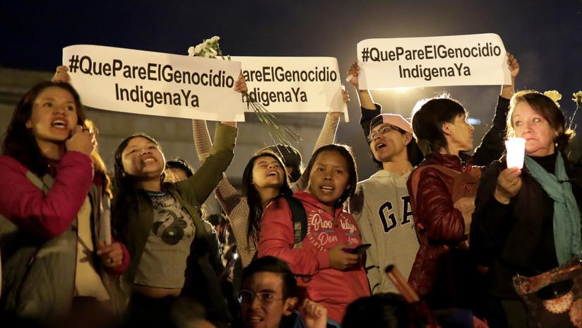 Una nueva masacre en el Cauca colombiano deja un saldo de cuatro personas muertas