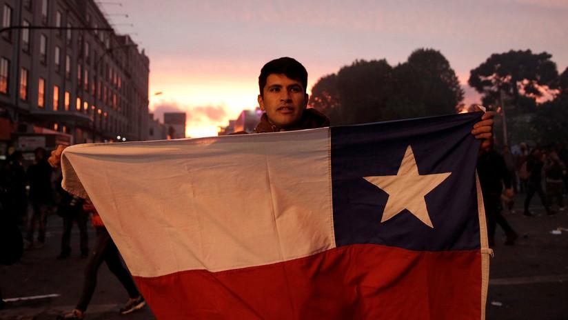 """Moscú: """"EE.UU. usa la situación interna en Chile para denigrar a la política externa rusa"""""""