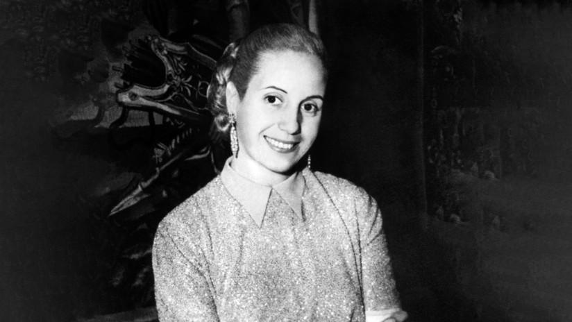 La central sindical más importante de Argentina pide la beatificación de Eva Perón