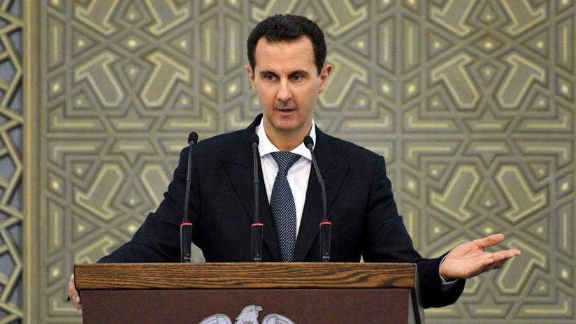 """Al Assad: """"Ha sido un truco y Al Baghdadi reaparecerá con un nombre diferente"""""""