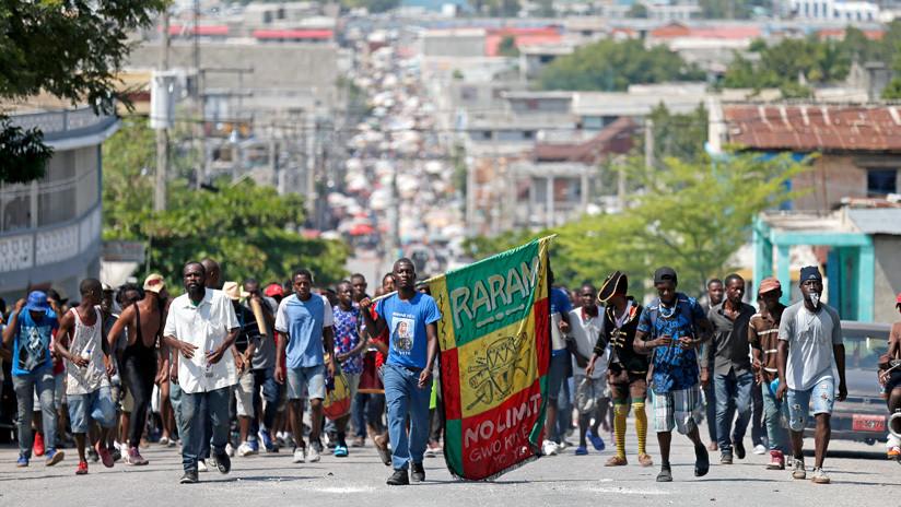 La ONU advierte sobre 42 muertos en Haití tras siete semanas de protestas