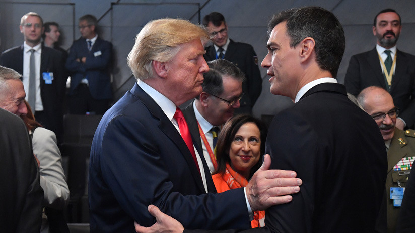"""España asegura que EE.UU. no estudia """"ningún tipo de medida"""" en su contra por el apoyo a Venezuela"""