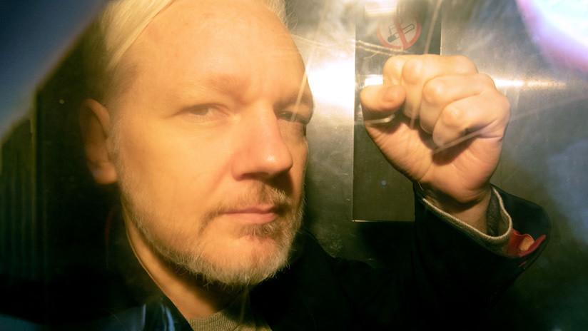 """Experto de la ONU denuncia la """"situación inhumana"""" de Assange y asegura que su vida está en peligro"""