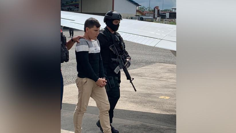 Venezuela captura a un miembro del grupo narcoparamilitar Los Rastrojos, que fue fotografiado con Guaidó
