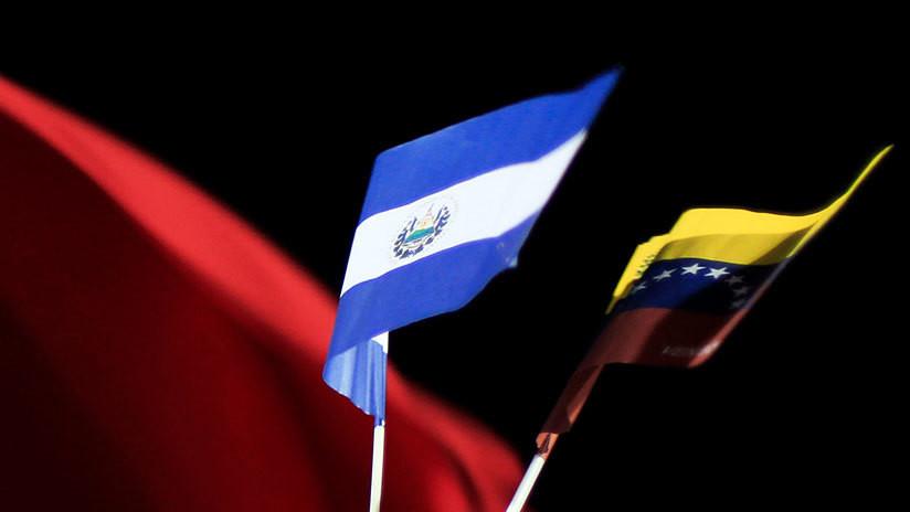 """Venezuela expulsa a los diplomáticos salvadoreños """"en apego al principio de reciprocidad"""""""