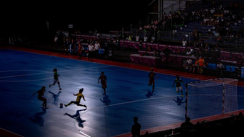 Muere el portero de un club español de fútbol sala durante un partido