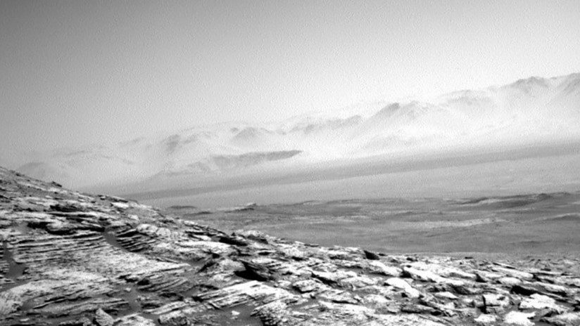 FOTOS: La NASA muestra un increíble paisaje rocoso de Marte en nuevas imágenes enviadas por el Curiosity