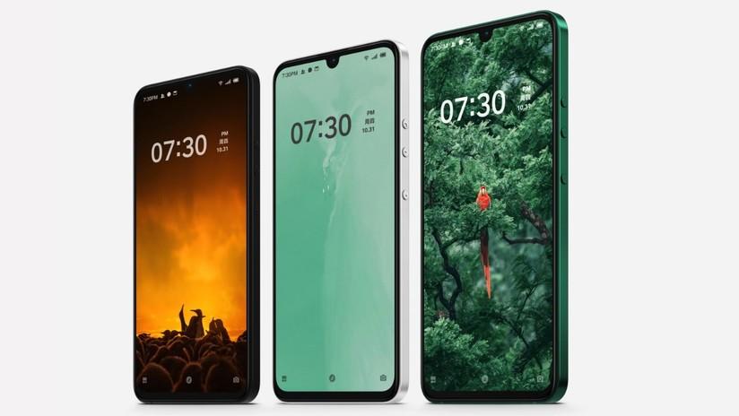FOTO: La empresa propietaria de TikTok lanza su primer teléfono inteligente