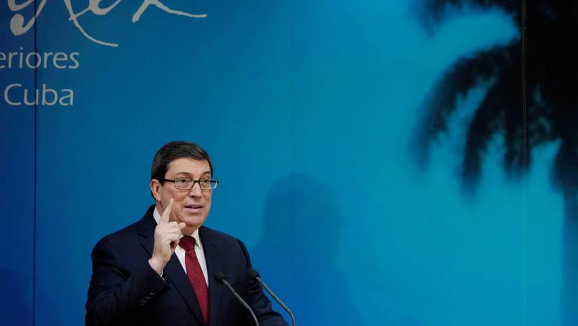 Cuba denuncia presión de EE.UU. a países de la región para que no condenen el bloqueo en la ONU