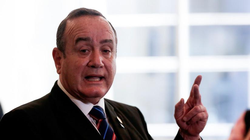 Presidente electo de Guatemala anuncia que romperá relaciones con el gobierno de Maduro
