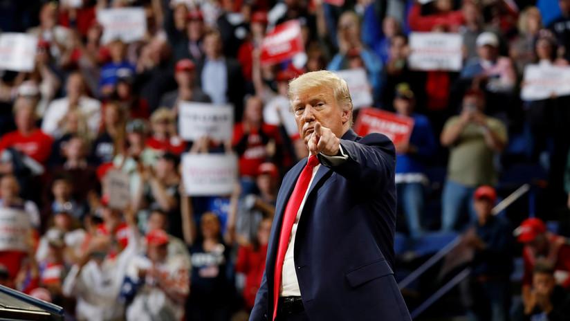 """Trump sobre la eliminación del """"monstruoso"""" líder del Estado Islámico: """"Le dimos un boleto de ida al infierno"""""""