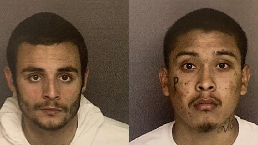 """Dos reclusos """"armados y peligrosos"""" escapan de una prisión de California haciendo un agujero en el techo del baño"""