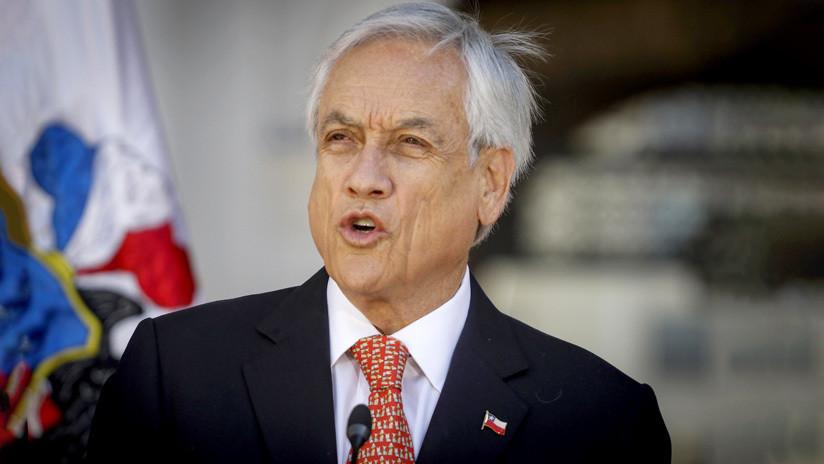 """Sebastián Piñera: """"Por supuesto que voy a llegar al fin de mi Gobierno"""""""