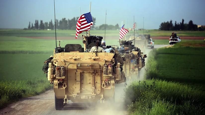 Reportan que EE.UU. construirá nuevas bases militares en una zona rica en petróleo en Siria