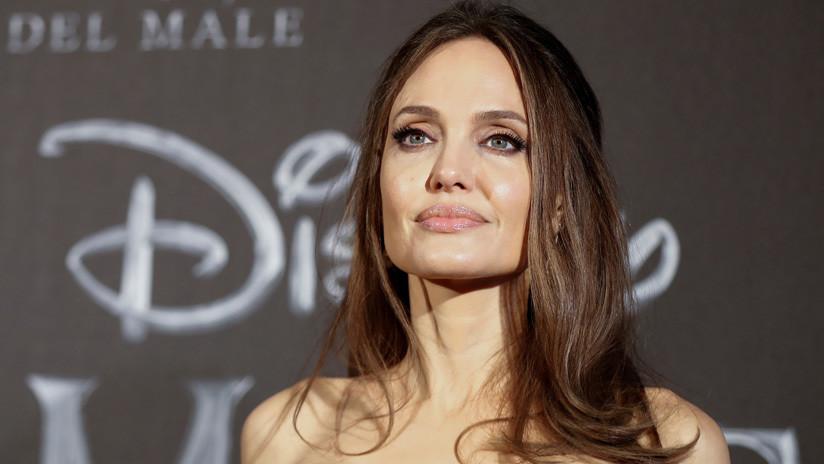 Evacuan a Angelina Jolie durante el rodaje de 'Los eternos' de Marvel a causa de una bomba de la Segunda Guerra Mundial en el set