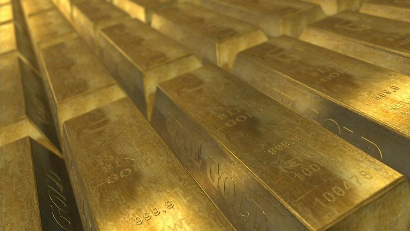 Rusia, China y Turquía impulsan las compras mundiales de oro