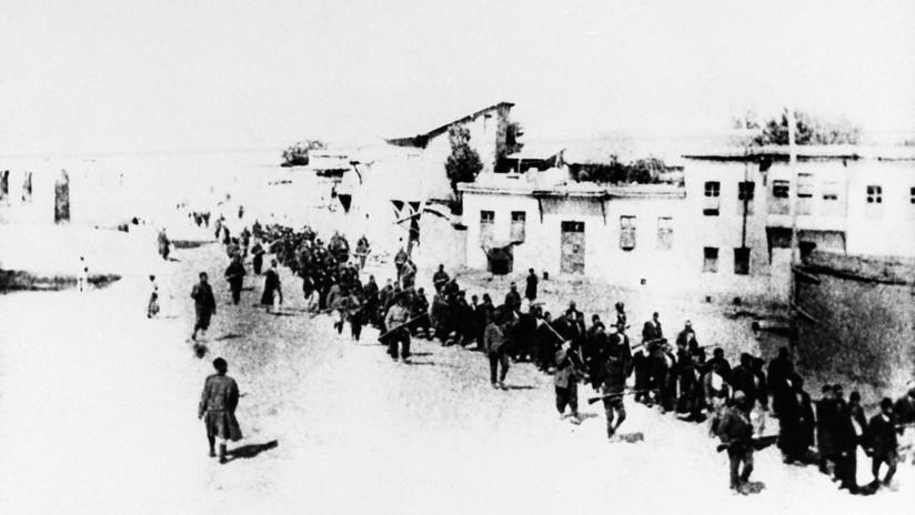 El genocidio armenio, entre el reconocimiento a las víctimas y el negacionismo turco