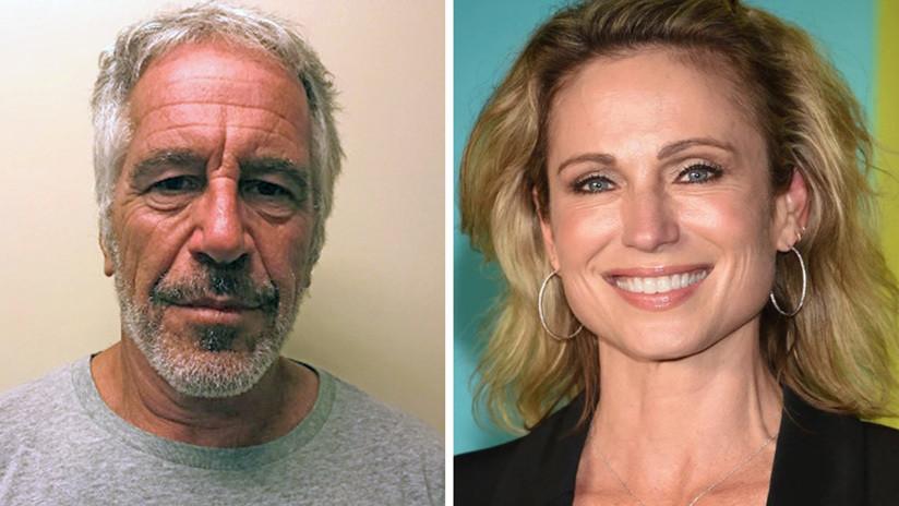 Periodista es grabada al relatar cómo ABC se negó a publicar su revelador reportaje sobre Epstein, hace 3 años, por amenazas de la Casa Real británica
