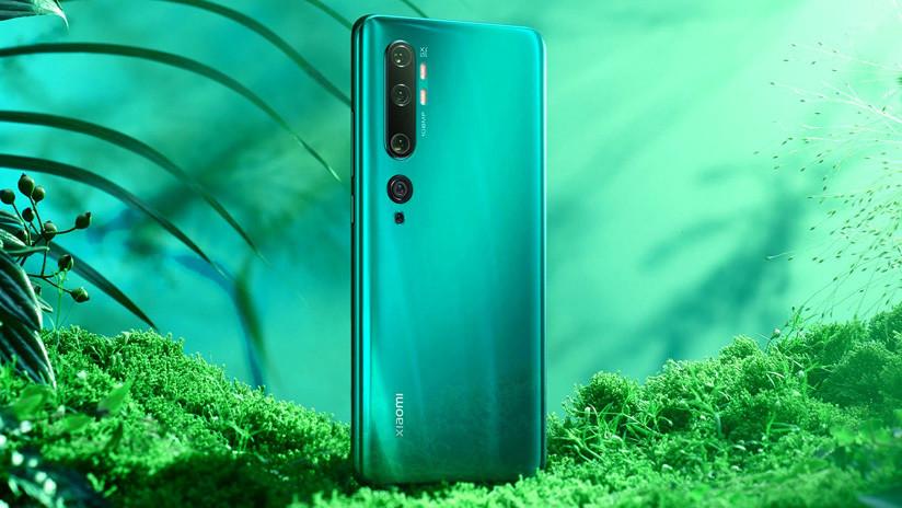 VIDEO: Xiaomi presenta un teléfono inteligente con cinco cámaras traseras y 108 megapíxeles