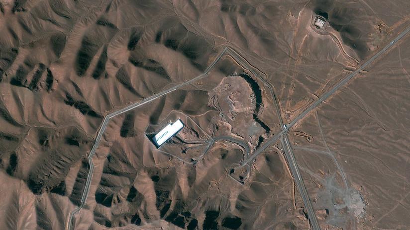 Irán empieza a inyectar el gas de uranio en las centrifugadoras de su complejo nuclear de Fordow