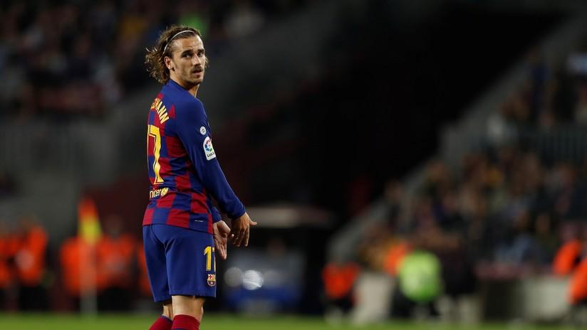 VIDEO: Messi falla tras rematar en lugar de pasar el balón a Griezmann y la jugada desata un fuerte debate en la Red