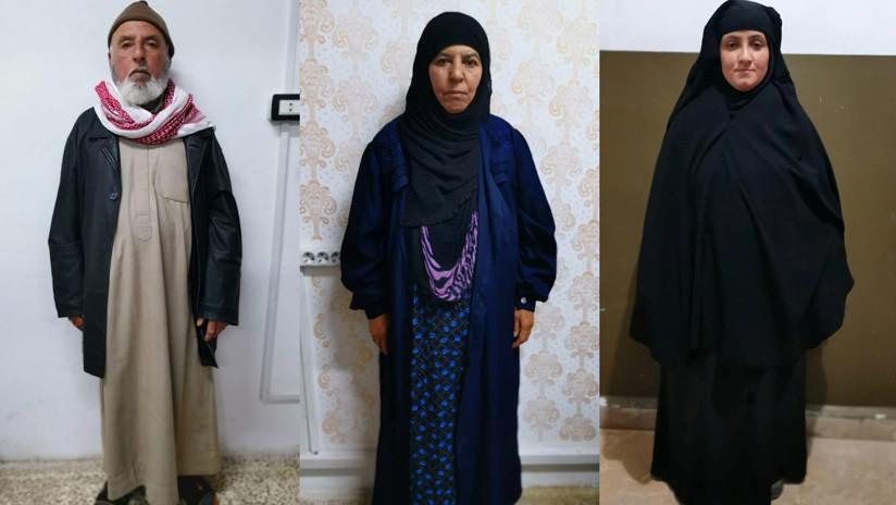 Erdogan anuncia detención de la esposa, hermana y cuñado de Al Baghdadi y se burla de cómo EE.UU. informó de la eliminación del terrorista