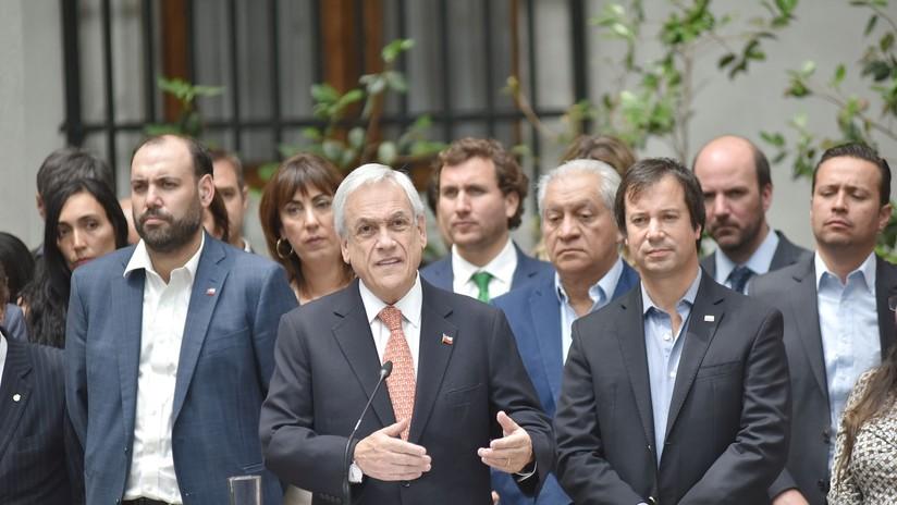 Los 7 puntos del plan que lanzó Piñera para las empresas afectadas por las protestas en Chile