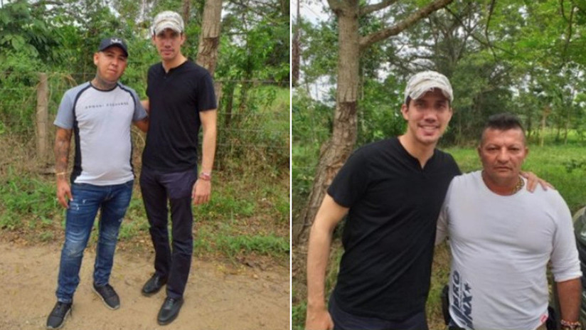 """El Gobierno de Venezuela dice que las fotos de Guaidó con paramilitares eran """"garantía"""" a futuro para entregar la frontera al grupo criminal"""