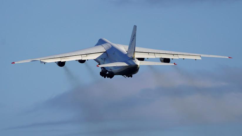 FOTO: Muestran el prototipo del Elefante, el avión ruso superpesado que reemplazará al gigante soviético Ruslán