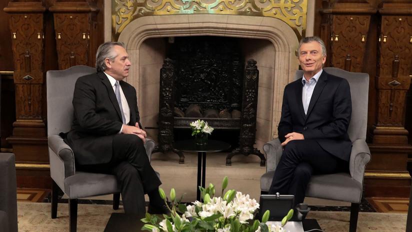 Argentina, de relato en relato: del Macri liderando la oposición al Fernández que se posiciona