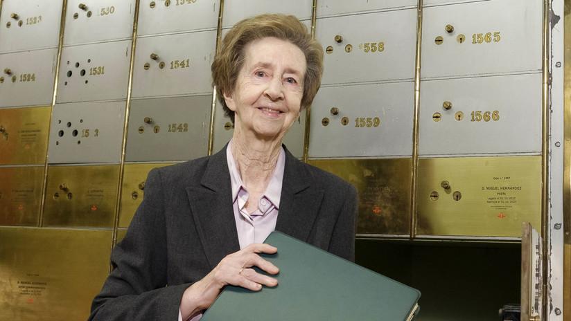 Fallece la bioquímica española Margarita Salas, referente femenino en el mundo de la ciencia