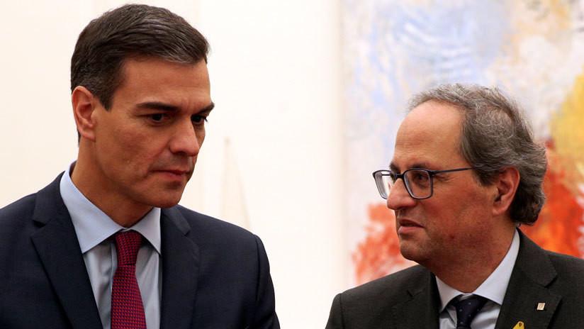 """""""Es un desafío para Europa"""": Pedro Sánchez expone en la prensa internacional su visión del conflicto en Cataluña"""