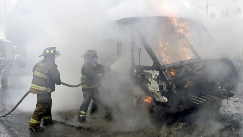 Ola de violencia deja 38 muertos en el estado mexicano de Chihuahua en dos días