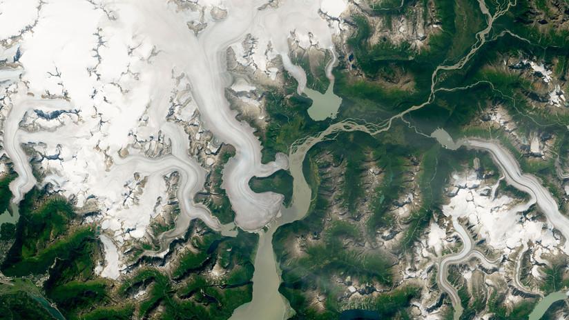 Comienza a derretirse el último glaciar de Alaska que resistía al cambo climático