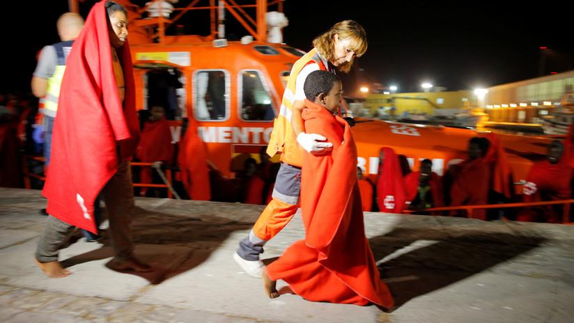 Brutales agresiones a menores migrantes: cómo el discurso de la ultraderecha impacta en España