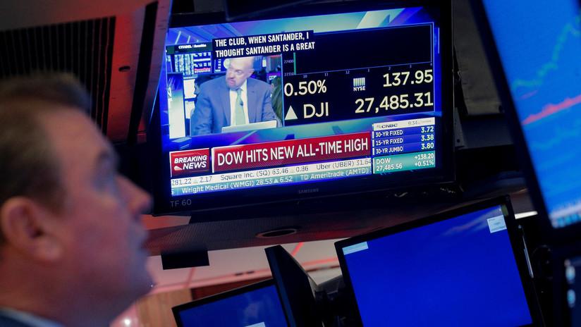 Los índices de Wall Street alcanzan niveles récord tras reportes de que EE.UU. y China revertirán mutuamente aranceles