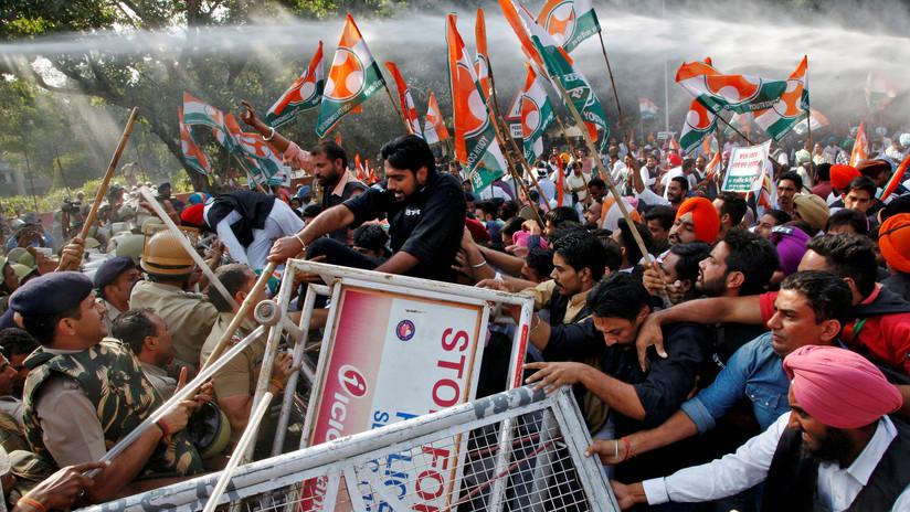 Críticas a Google por ofrecer una aplicación que promueve el separatismo sij en India