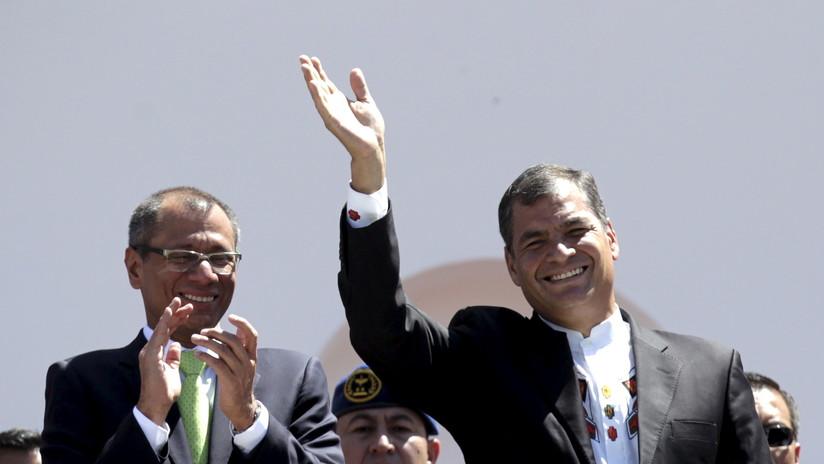 Tribunal Penal de Ecuador ratifica prisión preventiva en contra del expresidente Rafael Correa