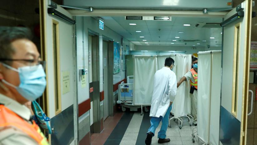 Muere el estudiante que quedó en coma tras una caída durante las protestas en Hong Kong