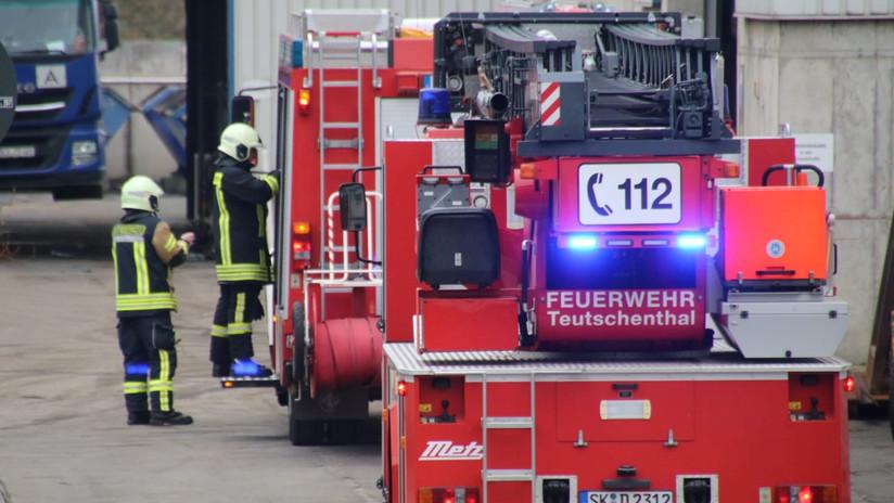 Rescatan a las 35 personas atrapadas tras una explosión en una mina en Alemania