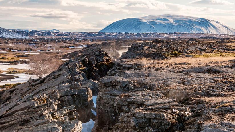 Supercontinentes, en el foco de 'una batalla a muerte' entre el manto y la corteza de la Tierra