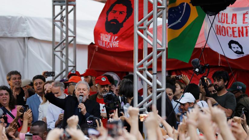 """""""La Verdad Triunfó en Brasil"""": Los líderes políticos de América reaccionan ante la libertad de Lula"""