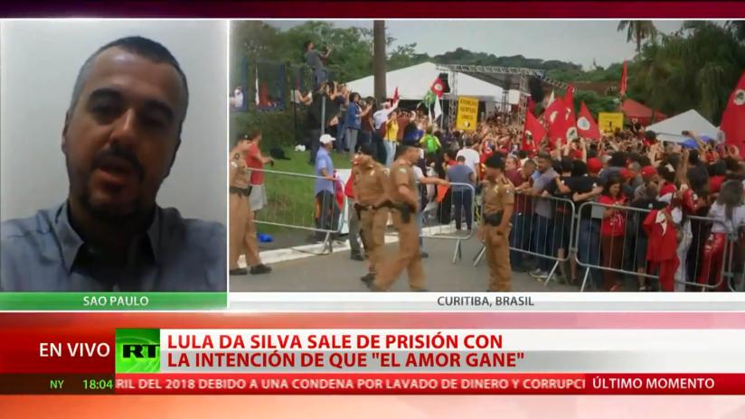 """Experto: """"La oposición y la izquierda brasileña podrán reagruparse y combatir al Gobierno de Bolsonaro"""""""