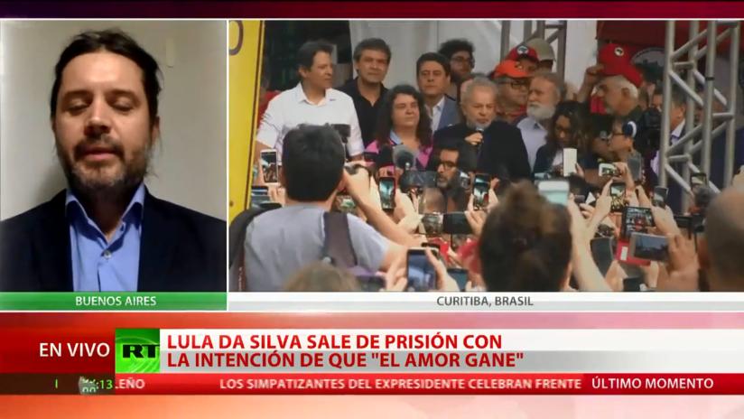 "Experto: ""Lula nucleará a la oposición fragmentada"""