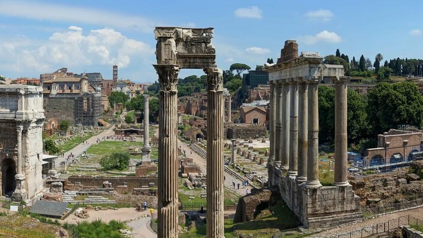 La mayoría de la población del Imperio romano procedería de Oriente y África